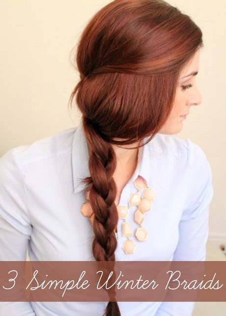 simple and cute ways to style braids easy ways to braid long hair