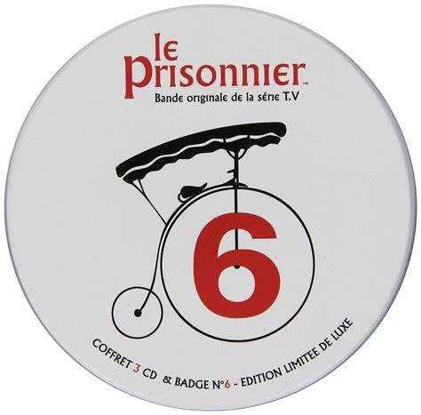 le prisonnier du ciel le prisonnier la bo musique de ron grainer the prisoner soundtrack cinezik fr
