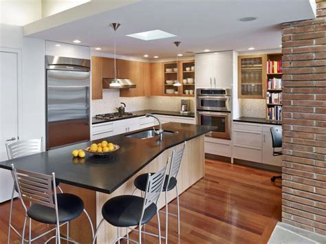 extra long kitchen island 20 tips for turning your small kitchen into an eat in