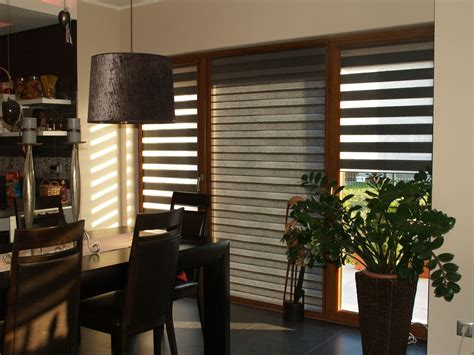 Living Room Window Treatment Ideas Creating Right Atmosphere With Day Night Blinds At Your