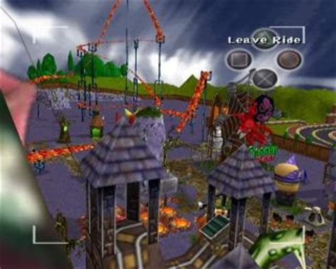 theme park world ps2 screens theme park world ps2 7 of 10