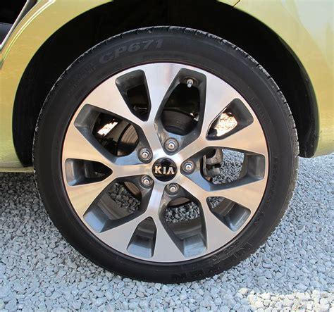 Kia Tires 2013 Kia Soul Test Drive