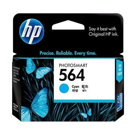 Tinta Inkjet Printer Hp jual hp 564 tinta printer cyan harga kualitas terjamin blibli