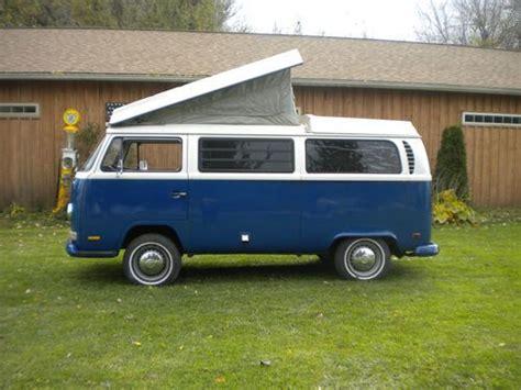 1971 volkswagen westfalia buy used 1971 volkswagen westfalia van bus in batavia new