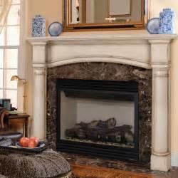 pearl mantels princeton wood fireplace mantel surround