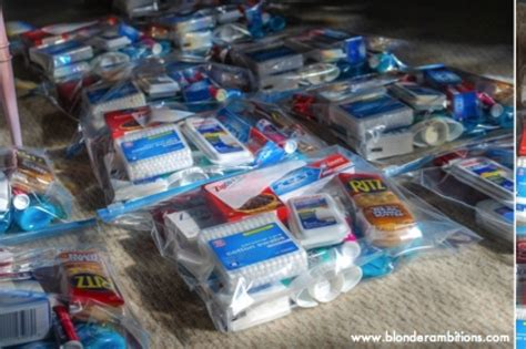 Fundraiser by Tracy Jackson : Care Packages for the Homeless