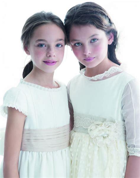 los vestidos de el corte ingl 233 s para ni 241 as de 10 11 y 12