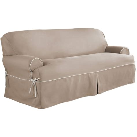 sure fit t cushion sofa slipcover 3 cushion sofa slipcover 3 cushion sofa slipcover