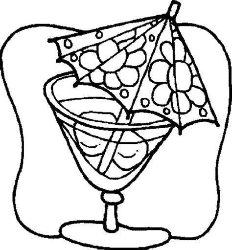drinks orange juice drinks coloring pages pinterest