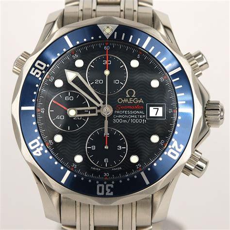 Omega Seamaster Chrono omega seamaster professional chronograph 2225 80 00