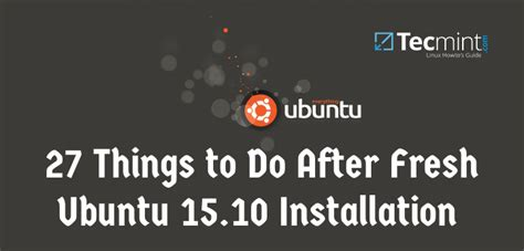 24 things to do after installing xubuntu 1404 trusty tahr how to rescue repair and reinstall grub boot loader in ubuntu