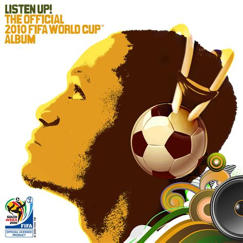 list theme song fifa world cup listen up the official 2010 fifa world cup album mika