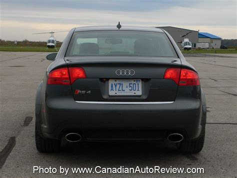 2007 audi rs4 review canadian auto review 2007 audi rs4