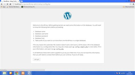 cara membuat web wordpress offline cara membuat wordpress offline menggunakan xp beserta