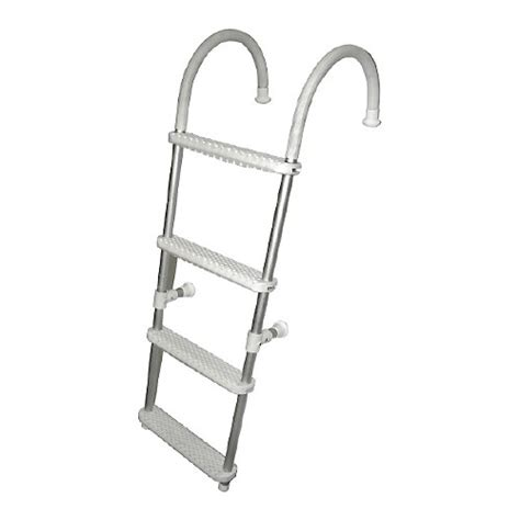 boat ladder portable west marine portable gunwale mount boarding ladders west