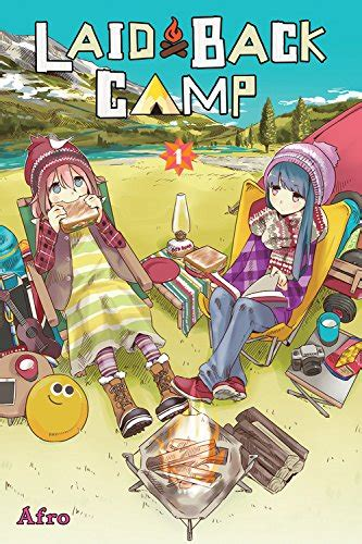 Manga Laid Back Camp Yurucamp Vol 1 Kyou Hobby Shop