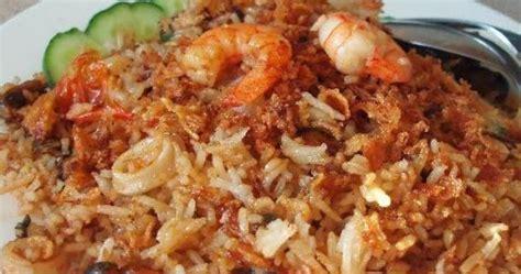 membuat nasi goreng kung enak cara membuat nasi goreng enak nasgor mudah resep masakan