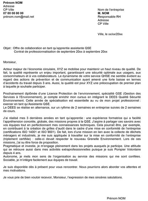 Lettre De Motivation Bts Banque Réorientation doc lettre de motivation pour orange en alternance