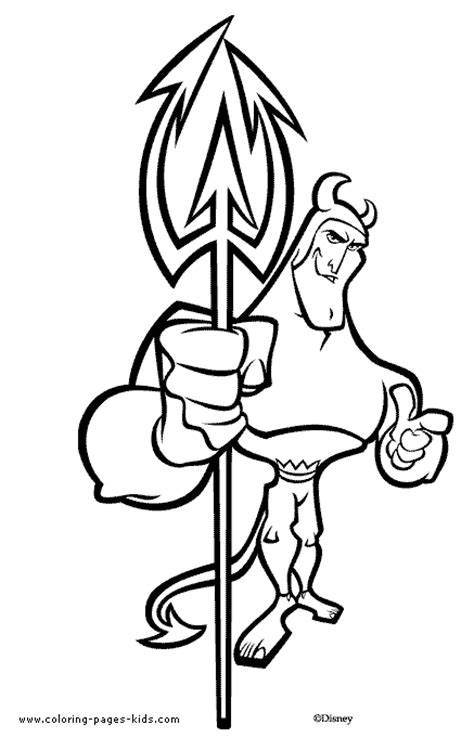 emperor coloring pages emperors new groove free colouring pages