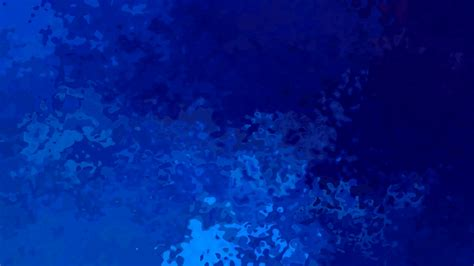 sapphire blue color abstract animated stained background seamless loop