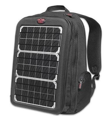 Picard Solar Bag Keeps Gadgets Juiced Up by 15 Backpacks To Power Your Mobile Devices