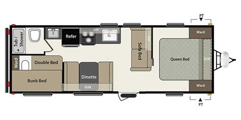 Prowler Travel Trailers Floor Plans by Prowler Travel Trailer Floor Plans Exclusive Floor Plans