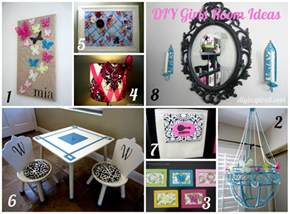 Diy Bedroom Decorating Ideas Diy Room Decor Ideas For Teenage Girls