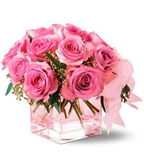 pink roses for valentines day pink valentines day bouqet with roses png