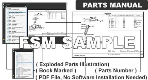 Jeep Oem Parts Catalog 1981 2005 Jeep Diesel Oem Service Repair Parts