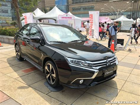 new mitsubishi lancer 2018 new 2018 mitsubishi grand lancer targets china and other