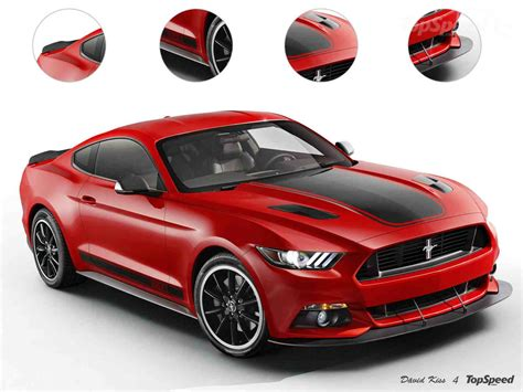 2016 ford mustang vinyl decals the mustang source ford