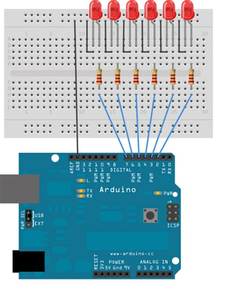 Arduino Tutorial Array | arduino arrays