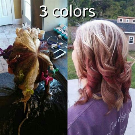 hair color placement pinwheels colour and colors on pinterest