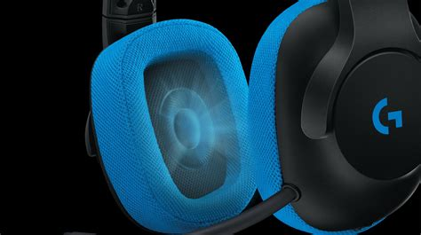G Audio by Logitech G233 Prodigy Gaming Headset For Pc Console