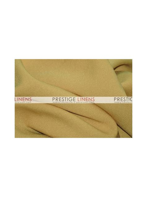 polyester table linen 226 gold prestige linens