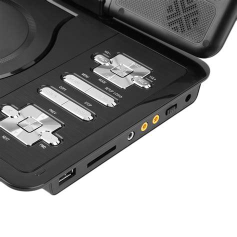 Usb Mp3 Player Mobil 9 8 inch portable dvd evd player tv vcd cd mp3 4 usb