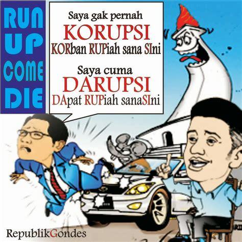 naskah stand up comedy tema korupsi humor lucu kocak gokil terbaru ala indonesia