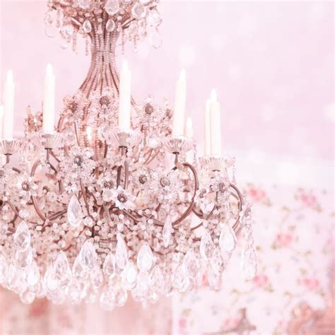 Pink Chandelier Crystals 67 Best Apartment Images On