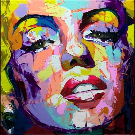 francoise nielly biography in english francoise nielly marilyn monroe drawings and art 3