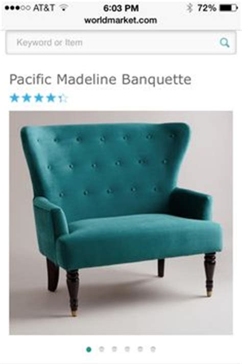 Pacific Madeline Banquette by Focal Wall Entry Ways And Paint On