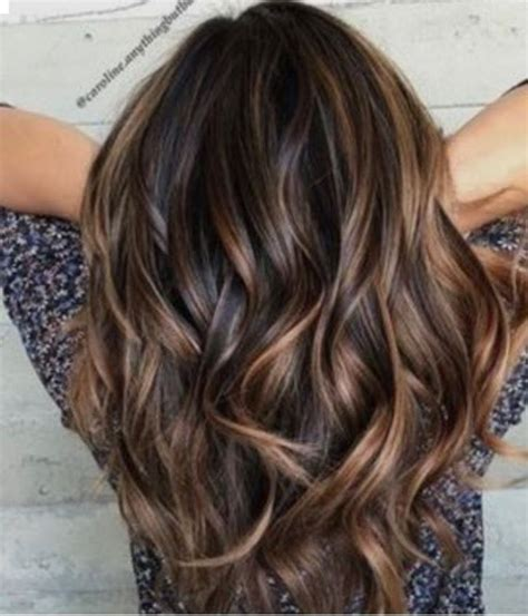 50 savory looks with caramel highlights latest the 25 best balayage brunette ideas on pinterest