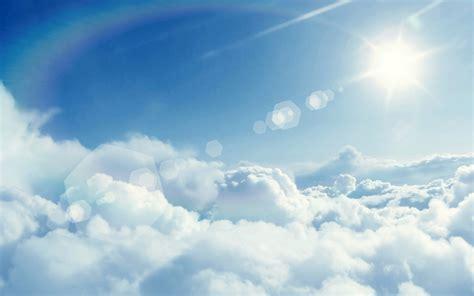 sun  clouds wallpaper pixelstalknet
