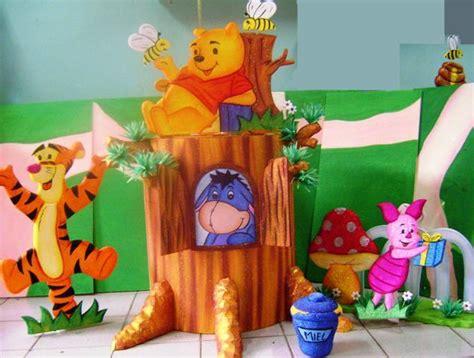 imagenes cumpleaños winnie pooh fotos caja de regalos de cumplea 241 os con dibujos d winnie