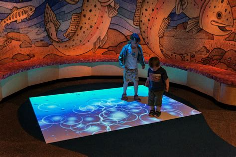 Interactive Floor by Interactive Floor Wall System Iavegypt