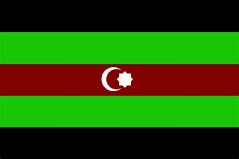 islam colors weekly flag challenge 15th july alternate history discussion
