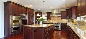 kitchen ideas cherry cabinets donco designs pompano remodeling contractor