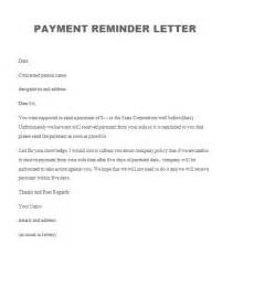 Reminder Template by Reminder Letter Template