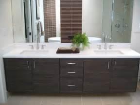 laminate bathroom cabinets foloating vanities textured laminate contemporary bathroom