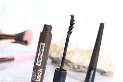 Cover Collection Volume Mascara Expert Review by Review Covergirl Easy Breezy Brow Products Slashed