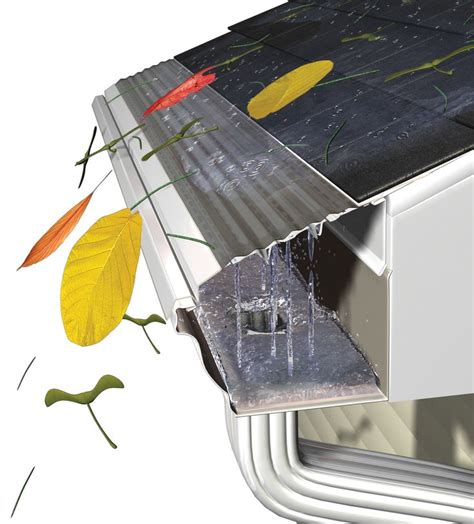 Gutters Protection 7 Hacks To 25 Best Ideas About Gutter Guards On Gutter Mesh Gutter Leaf Guard And Gutter